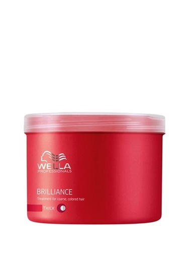 Brilliance Thick Maske 500 Ml-Wella